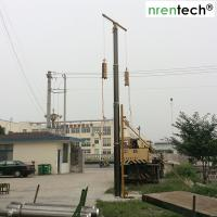 12m heavy duty payloads pneumatic telescopic mast for mobile telecommunication tower antenna mast tower broadcast mast