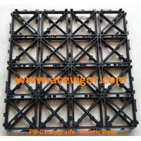 China PB-01 Upgrade Interlocking Plastic Base for decking tiles wholesale