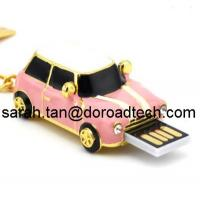 China Car Shape USB Memory Stick, Toy Car USB Drives, Real Capacity wholesale
