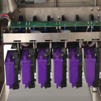 Buy cheap Smart High Speed Egg Jet Coding Machine Printing 120000 Characters Per Hour from wholesalers