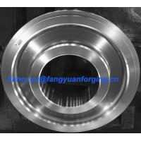 Quality Forged wheel and Steel Forging Rough Hub Alloy Steel 4130 , 4140 , 8620 , for sale