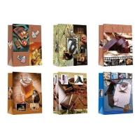 China Variety of Paper Shopping Bags for cloth, wallet, leather belt wholesale