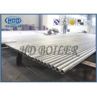 China High Efficient Heat Exchanger Water Tube Boiler Parts Painted Waterwall Panel wholesale