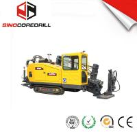 China 20 Tons Horizontal Directional Drilling Equipment with 112KW power engine wholesale