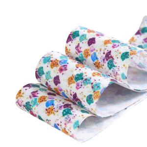 China Colored Thermal Transfer Ribbon , Eco Friendly Personalized Wedding Ribbon wholesale