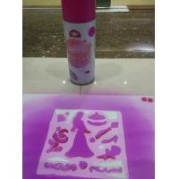 China Graffiti Kids Chalk Spray , Water Based Washable Spray Paint For Wall / Glass wholesale