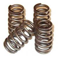 China 60 mm Free Length Industrial Helical Compression Spring For Elevator on sale