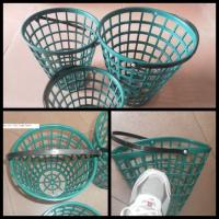 golf ball basket&plastic golf ball basket