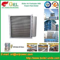 China Boiler Spare Part CFB Boiler APH , Plate Type Air Preheater For Boiler wholesale