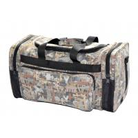 Foldable Camouflage Duffle Bag