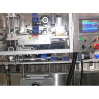China Electric Driven Automatic Sticker Labeling Machine with Heat Shrink Tunnel 3.5kw wholesale