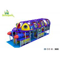 Professional Indoor Play Center Playground Custom Made For  3 - 15 Years Old