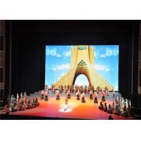 China Pixel density 10000/m² Outdoor  P10 Stage LED Screens AC85-264V wholesale