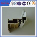 China yuefeng aluminium profiles china manufacturer,grey powder coating aluminum window frames wholesale