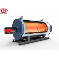 High Temperature Industrial Thermal Fluid Heater For Plywood Factory