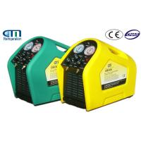 China Auto Refrigerant R134A Recovery Machine , CE Portable Commercial Vacuum Pump wholesale