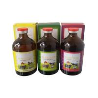 China Oxytetracycline Injection 5% 10% 20% 30% Veterinary Injectable Drugs 10ml, 50ml,100ml wholesale
