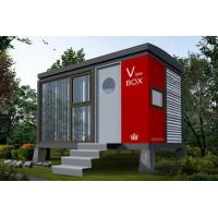 China Steel Material Lightweight Active House For Outdoor wholesale