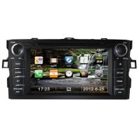 China TYT-7830GD TOYOTA Corolla DVD NAVIGATION with SD/USB/IPOD/Blue tooth phonebook wholesale