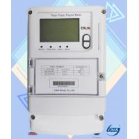 Three Phase Electricity Meter Mechanical : Ic card prepaid commercial electric meter iec standard