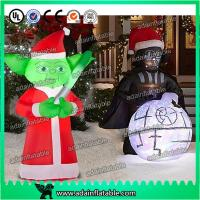 China Christmas Decoration Inflatable Cartoon Customized Star War Cartoon Inflatable wholesale