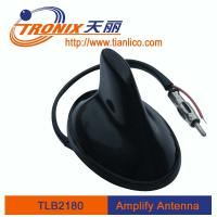 China Roof Mount Universal Shark Fin Electric Car Antenna With Amplify For BMW wholesale