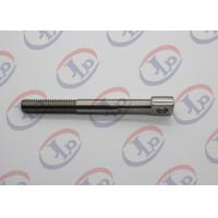 China Electrical Equipments Metal Milling Parts 303 Stainless Steel Shaft With M10 Thread wholesale