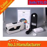 Quality Precise color reader skin analyzer colorimeter with 4mm 8mm aperture and soft rubber NH310 for sale