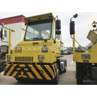 China HOVA  4×2 terminal tractor  truck 266hp Gearbox ALLISON 3500P, Control mode MT/AT wholesale