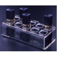 China Beautiful Shape Acrylic Lipstick Display Stand With Competitive Prices wholesale