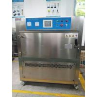 China 304 Stainless Steel UV Aging Test Chamber , Accelerated Weathering Tester wholesale