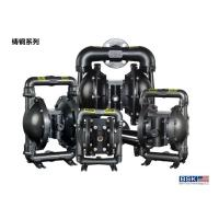 China Stainless Steel Double Diaphragm Pump Air Driven With Low Pressure wholesale