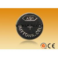 China AG1/ LR621 1.5V alkaline button cell battery on sale