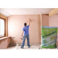 China Flexible Polymer Interior Wall Putty Eco Friendly For Bathroom wholesale