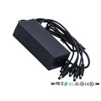 China LED Light 12V Power Adapter CE ROHS Certificate With 1 To 5 Splitter Cable wholesale