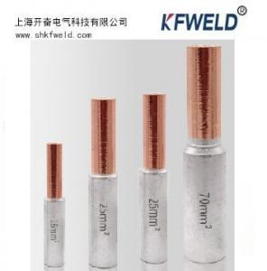 China GTL Bimetallic Copper Aluminum Ferrule Tubular, Copper Aluminum Ferrule Cable Terminal wholesale