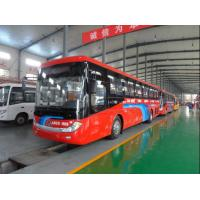 China 50-60 Seats Public Transportation Bus , City Service Bus With Pull - Push Windows wholesale