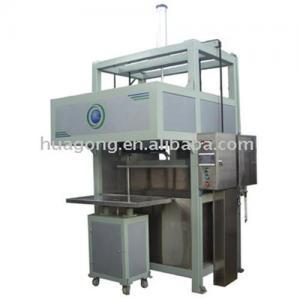 China HGHY egg tray molding machine on sale