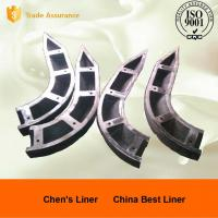 China Pearlitic Cr-Mo Alloy Steel Mill Liners High Stability Noise Reduction wholesale