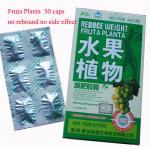 China Natural Fruta Planta Fruit Slimming Capsule Fat Burning Products Green Box Packing effective pills wholesale