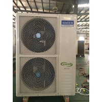 China EVI Air Source Monoblock Heating Cooling Heat Pump 200KW DHW wholesale