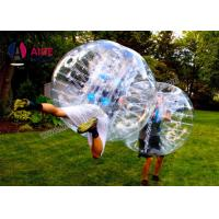 China outdoor Sport Game Inflatable Soccer Bubble Ball Inflatable Suit For Child Event Top Quality Ball From China on sale