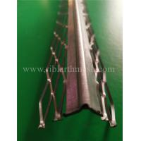 Buy cheap 3cm Wing Plaster Angle Bead 0.35mm Thickness For Construction 12*25mm Hole Size from wholesalers