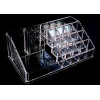 China Tattoo Accessories Permanent Makeup Storage Box Tattoo Pigments Acrylic Holder 16 wholesale