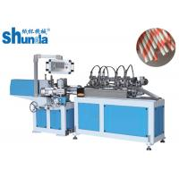China Environmentally Friendly High Speed Paper Tube Machine With Multi - Blades Cutting wholesale