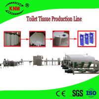 China 1880 Type Full Automatic Toilet Paper Machine Production Line on sale