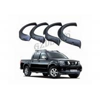 China Wide Extended Pocket Wheel Arch Fender Flares For Nissan Navara D40 Truck Accessories on sale