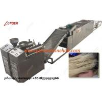 China Stainless Steel Starch Noodle Making Machine| Vermicelli Machine on sale