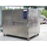 China 1500L Oil Filtration Industrial Ultrasonic Cleaner , 10800W Ultrasonic Cleaning Equipment wholesale
