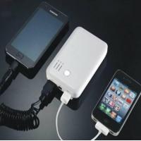 China ALD-P01 NEW 5000mAh Portable Mobile Power Bank for Apple iPhone 4 & 4S wholesale
